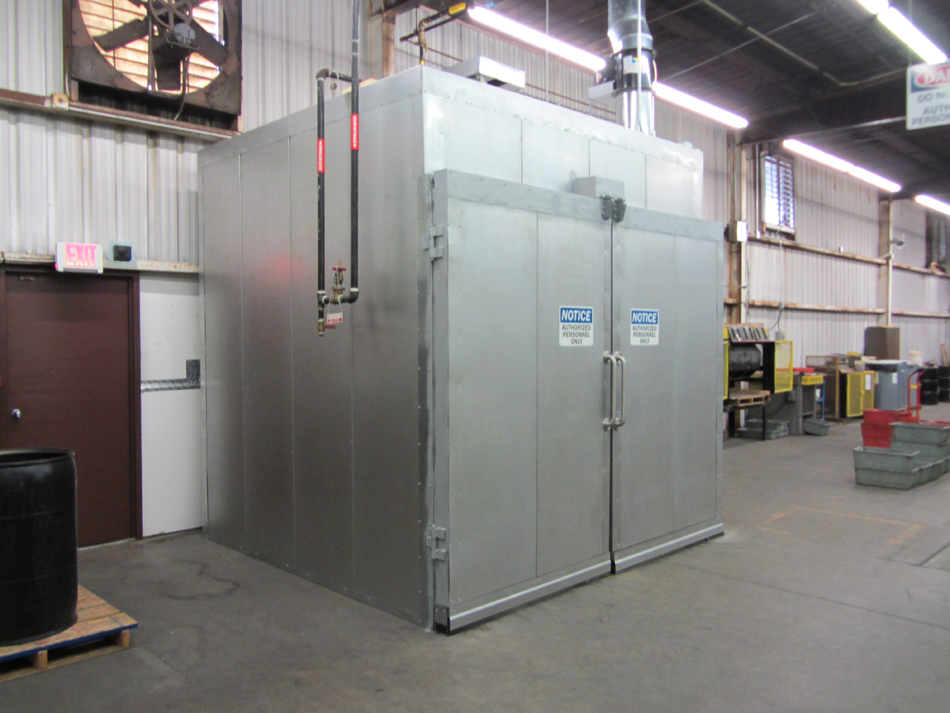 Nc Insulated Wall Panels 4 Ovens Structures Amp Finishing